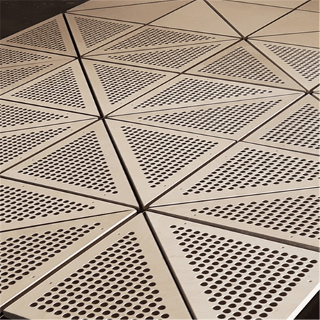 High Quality Exterior Aluminum Perforated Wall Plate for Building Decoration