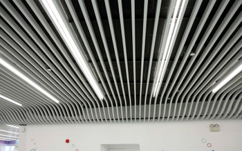 Purchase high quality aluminum grid ceiling