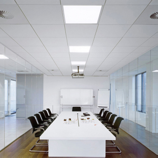 595*595 Lay in Suspended Office Aluminum Ceiling Panels 2x2