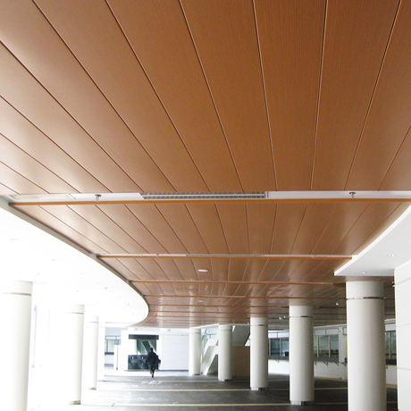2020 China Hotsale Fantastic Design Fireproof Decorative suspended ceiling Aluminum Strip Ceiling Panels