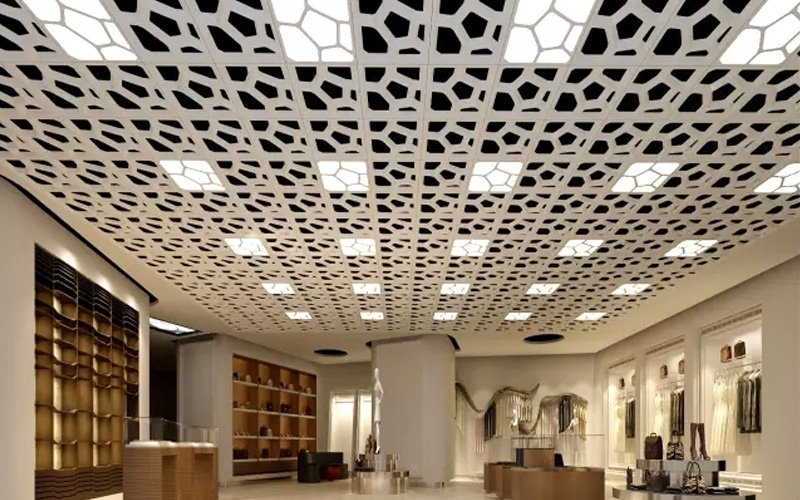 2018 Unique Designs - Manybest Aluminum Clip in Ceiling