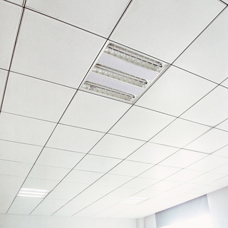 2x2 2x4 Lay in Aluminum Drop Down Ceiling Tiles Systems