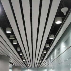 2020 Environmental aluminum c shaped strip ceiling