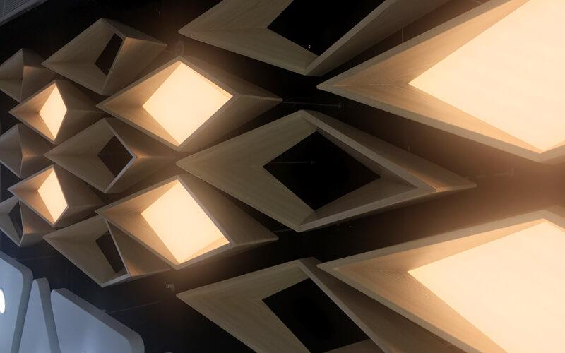 aluminum ceiling panel