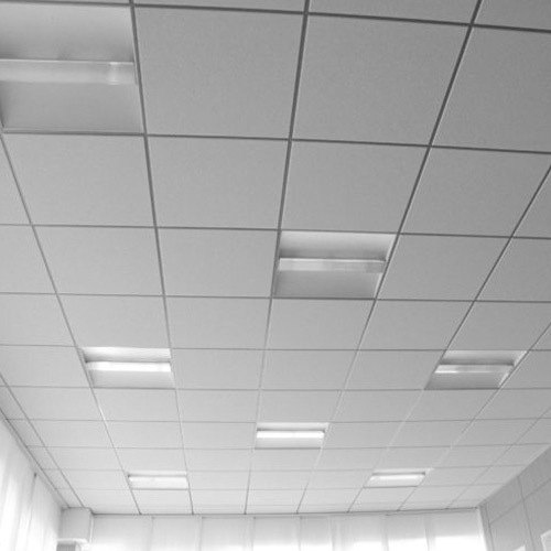 595*595 Lay in Acoustic Aluminium Perforated Metal Ceiling