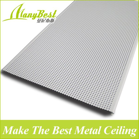 2019 China Hotsale Fantastic Design Fireproof Decorative suspended ceiling Aluminum Strip Ceiling Panels