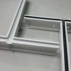 Aluminum Ceiling Partition Wall Lightgage Steel Joist, Steel Ceiling Grid