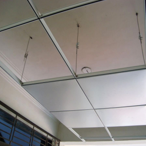 Suspended Ceiling Rod Angle Tee, Main Tee And Cross Tee