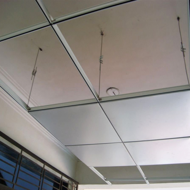Aluminum False Ceiling T Grid Components