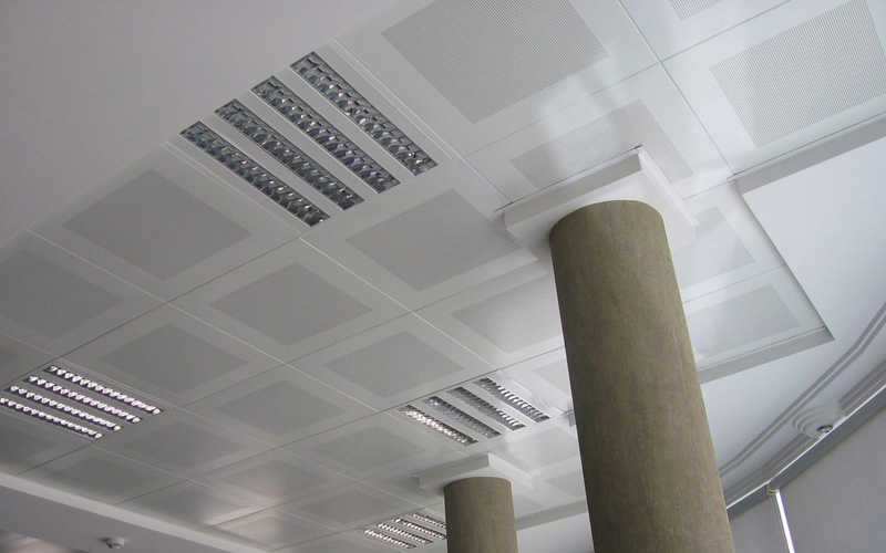 Popular ceiling materials for renovation of houses